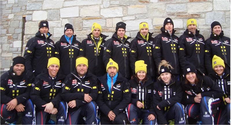 Đội tuyển trượt tuyết Quốc gia Pháp